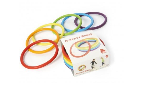 Gonge žiedai sportui